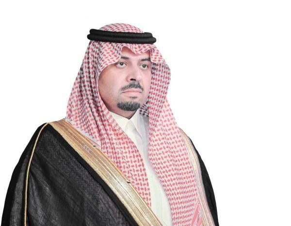 سمو أمير منطقة الحدود الشمالية يصف أمر الملك المفدى بالعطاء السخي لشعب وفي