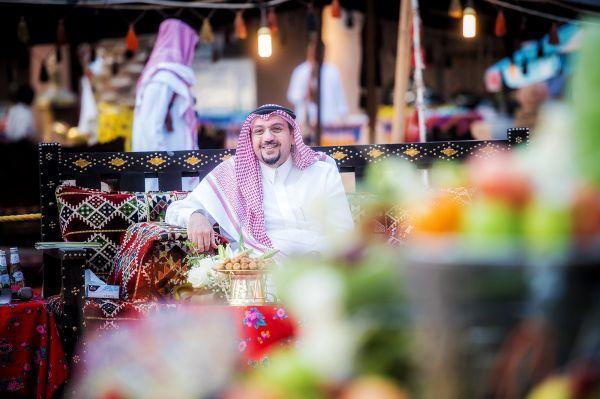 سمو الأمير فيصل بن مشعل يوجه بإقامة مهرجان التين بمنطقة القصيم
