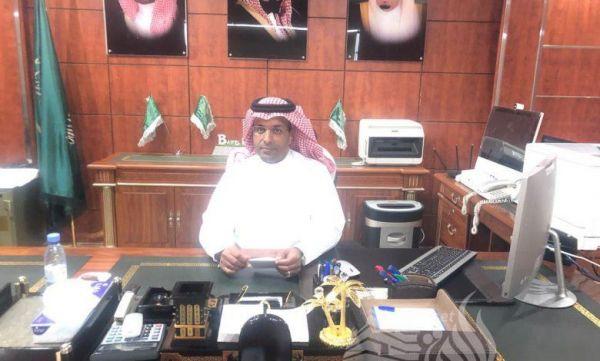 رئيس بلدية #بارق يُهنيء القيادة بحلول عيد الأضحى المُبارك