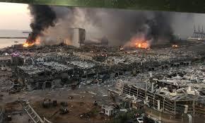 تفاصيل جديدة عن إنفجار مرفأ بيروت