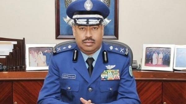 وفاة مساعد وزير الدفاع الفريق محمد العايش