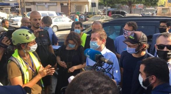 مكتب التحقيقات الفدرالي ينضم إلى فريق التحقيق في انفجار مرفأ #بيروت