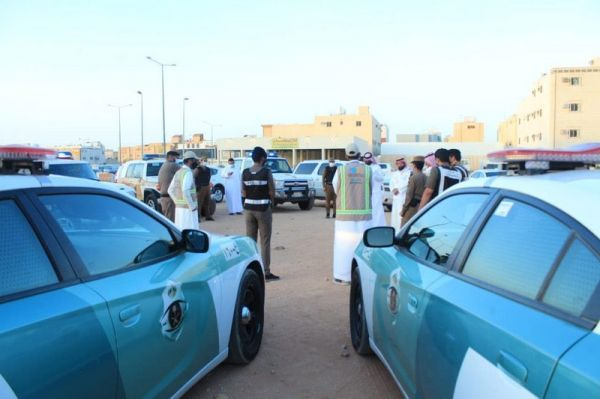 مكتب عمل الرياض يضبط 19 وافداً من مخالفي نظام الإقامة