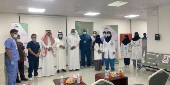 رئيس #جامعة_الملك_خالد يدشن عددًا من الأعمال والمبادرات بفرع تهامة