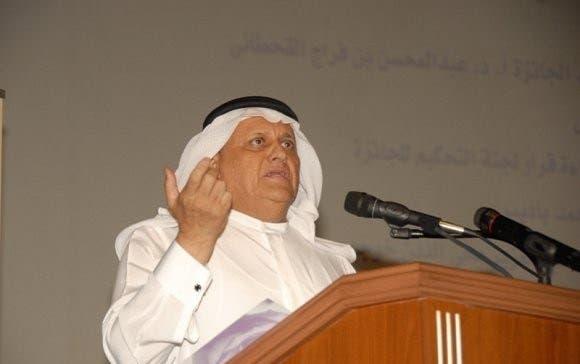 الموت يُغيب  الأديب والإعلامي السعودي، عبدالله عبدالرحمن الزيد