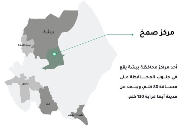 الأمير تركي بن طلال يدشن مركز الرعاية الحديثة في مركز صمخ ببيشة
