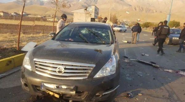 مسؤول أمريكي: #إسرائيل قتلت #محسن_فخري_زاده