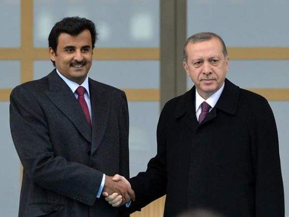 داود أوغلو يتهم #أردوغان بخيانة #تركيا لصالح #قطر