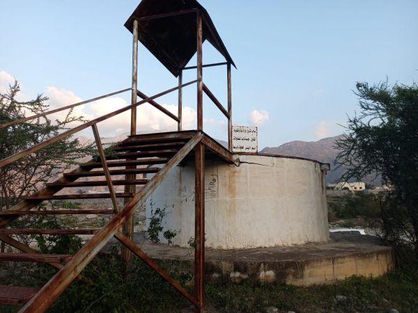 """#بارق :""""وطنيات"""" ترصد تعثر مشروع المياه بقُرى الحدبة والرصعة والأهالي من المسؤول"""
