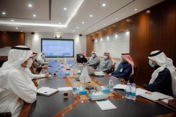 #جامعة_القصيم تستقبل وفدًا من وزارة البيئة والمياه والزراعة