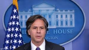 """""""بلينكن"""" ندرس فرض عقوبات جديدة على إيران وكوريا الشمالية"""