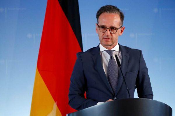وزير الخارجة الألماني هايكو ماس يجب على #إيران تغيير مسارها الآن