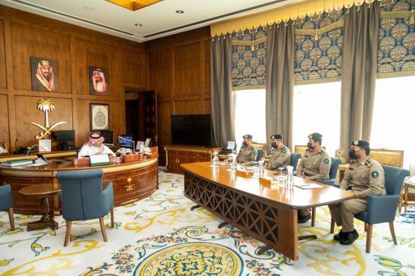 تركي بن طلال يُدشن فعاليات اليوم العالمي للدفاع المدني بعسير