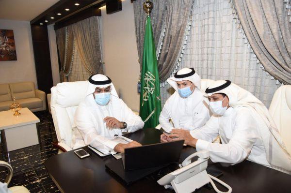#تعليم_مكة يُدشن منظومة الإدارة الذكية لرعاية الموهوبين