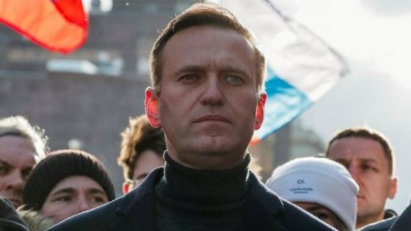 الولايات المُتحدة تفرض عقوبات على #روسيا بسبب نافالني