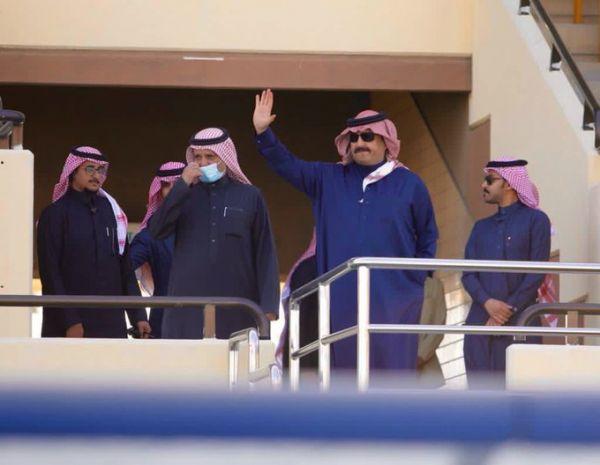 سمو أمير عسير يواصل زياراته التحفيزية لأندية المنطقة