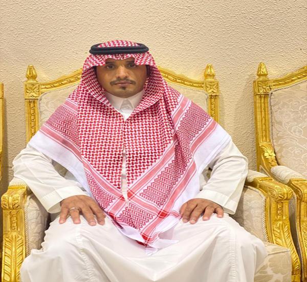 مُحافظ #تنومة المُكلف يُهنئ للقيادة الرشيدية  بحلول شهر رمضان المبارك