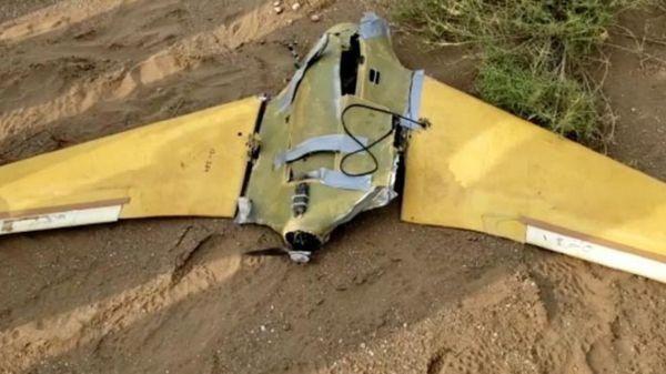 الجيش اليمني يعترض ويُدمر 3 طائرات مُسيرة اطلقها الحوثي بإتجاه تعز ومأرب