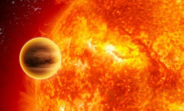 عُلماء يكتشفون كوكب تبلغ درجة حراراته 2700 درجة حيث يُعد الكوكب الأسخن