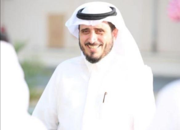 مُحافظ #بارق يُهنئ القيادة الرشيدة بعيد الفطر المُبارك .