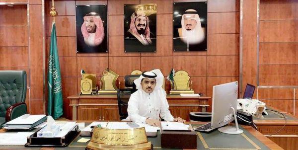 رئيس بلدية بارق يهنئ القيادة الحكيمة بعيد الفطر المبارك