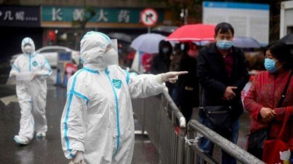 #الصين تسجل 21 إصابة جديدة بكورونا مقابل 20 قبل يوم