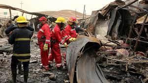 الصحة العراقية تُعلن حصيلة ضحايا حريق مستشفى الناصرية