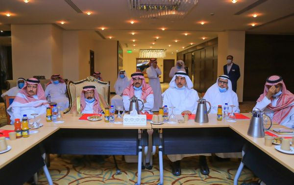 """لجنة أهالي #البكيرية تنظم ورشة عمل مشروع """"تطوير البلد القديم"""""""