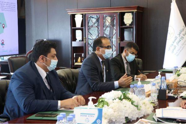 وزير الصحة اليمني يثّمن الدعم السعودي التنموي لقطاع الصحة في اليمن