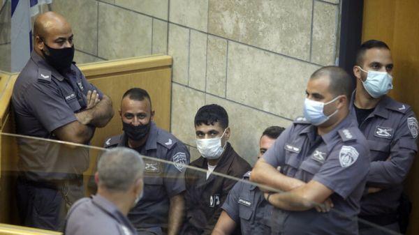 الأسير محمود العارضة يروي قصة الهروب من #سجن_جلبوع  الإسرائيلي