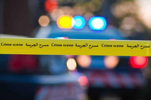 بسبب المُخدرات جزار مصري يشق بطن زوجته في الشارع أمام المارة