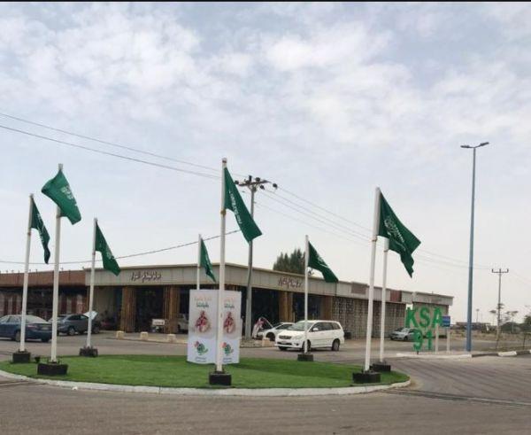 #أمانة_جدة 15 بلدية للمحافظات تكمل استعداداتها للاحتفاء بـ #اليوم_الوطني_91