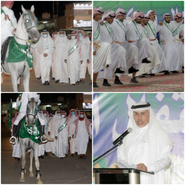 أهالي مركز حميد العلايا يحتفلون باليوم ااوطني91