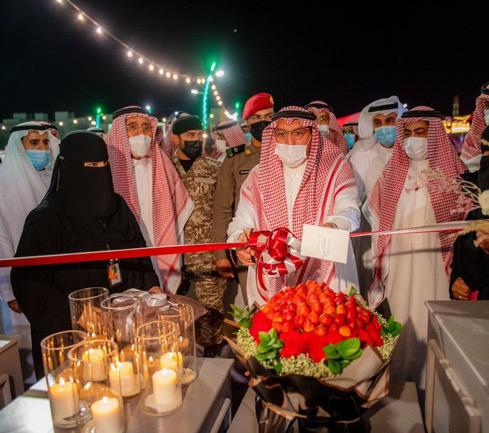 سمو أمير القصيم يُدشن جمعية الفراولة والفواكة التعاونية بالقصيم