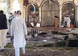 أفغانستان: مقتل 32 شخصا وأصابة 53 بجروح في إنفجارات بمسجد شيعي