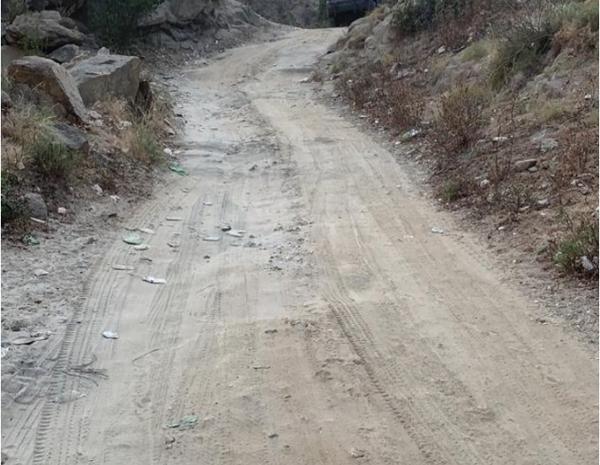 وطنيات ترصد غياب الخدمات البلدية لبعض قرى سد عامر شرق مُحافظة بارق
