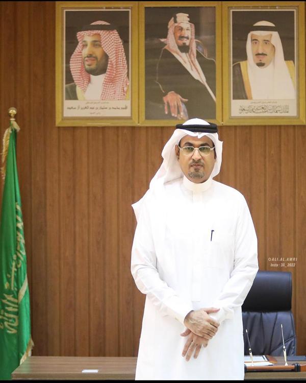 """الدكتور """"الشهري"""" مُديرًا لمكتب التعليم في مُحافظة المجاردة"""