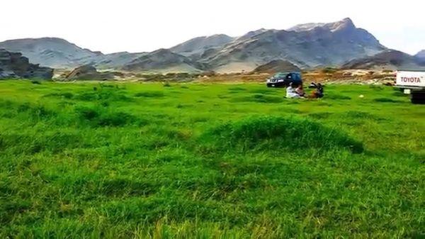 برداني #بارق وجهة سياحية ينتظر تدخل البلدية و #وزارة_السياحة