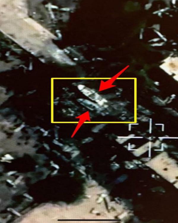 #التحالف: تنشر صوراً استطلاعية للزوارق الأربعة المفخخة التي تم تدميرها اليوم