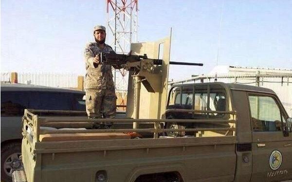 تبادل لإطلاق نار على الحدود السعودية يصيب10من افراد حرس الحدود وانباء عن استشهاد أحدهما