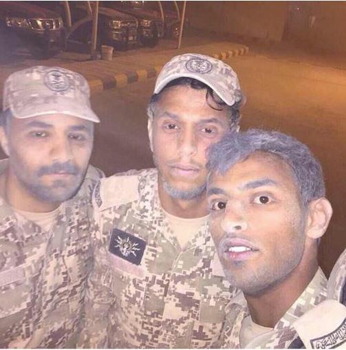 جنودنا الأبطال لم تثنيهم عاصفة الغبار عن المرابطة في ميادين الشرف