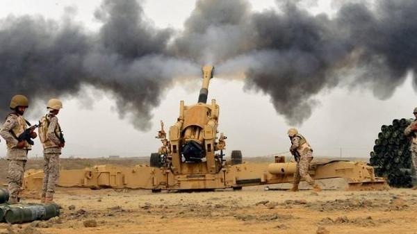 القوات المسلحة تصد هجوماً على عدة محاور بقطاع جازان ونجران