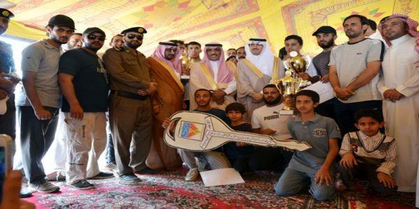 محافظ خميس مشيط يرعى كأس امير منطقة عسير لسباق القدره والتحمل بوادي بن هشبل.