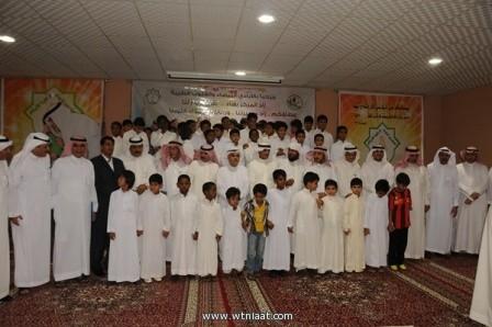 حفل عشاء رمضاني يجمع بين رجال الأعمال وأيتام عنيزة