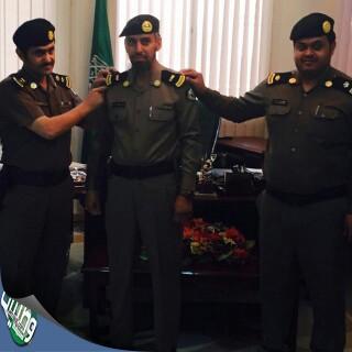 البجادي إلى رئيس رقباء بدوريات #الأمن بـ #خميس_مشيط
