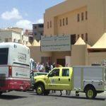 عسير- مقلب طالبات يستنفر فرق الدفاع المدني بخميس مشيط