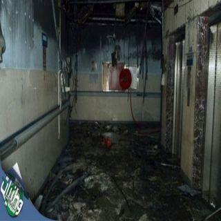 نتائج التحقيق في حريق مستشفى #جازان العام تُبرئ مدير صحة المنطقة