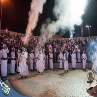 فرقة الباحة الشعبية تُشعل حماس زوار #مهرجان_الجنادرية37