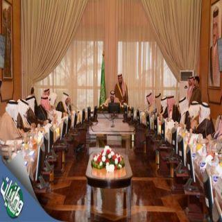 أمير #الباحة يرأس الجلسة الأولى من جلسات مجلس المنطقة في دورته الـ 86