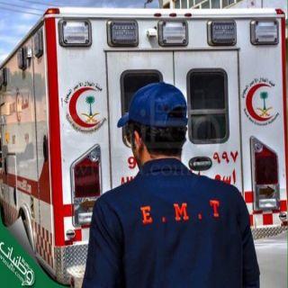 هلال #الباحة (119)بلاغاًخلال (5) أيام نتج عنها (30) إصابة ووفاة واحدة